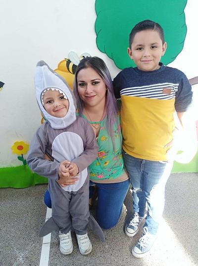 28032019 Iker, Brisa y Diego.