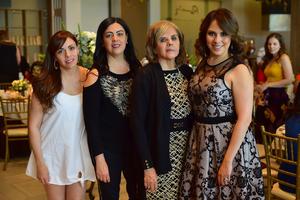 Barbara, Lourdes, Lourdes, y Estefania