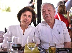 Elba y Carlos