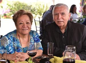 Lucina y Raul