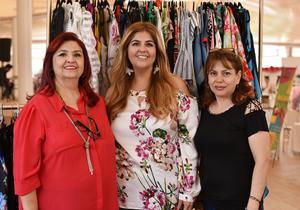 31032019 Alva Daher, Yadira Berumen y Susy Mendoza.