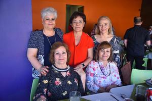30032019 Águeda, Maripaz, Nancy, Esther y Ale.