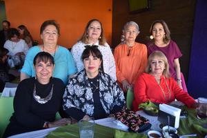 30032019 Virginia, More, Rosario, Lupita, Gabriela, Becky e Ivonne.