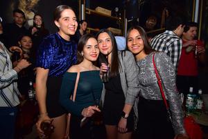 Sofía, Jocelyn, Fernanda y Jessica