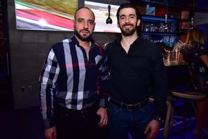 Jamil y Rodrigo
