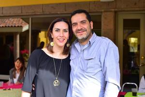 Daniella y Omar