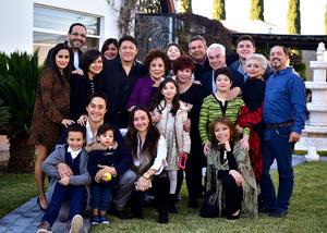 Festejo en familia