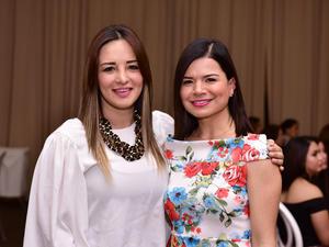 Marcela y Thelma
