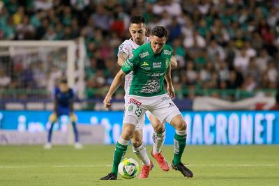 Santos no puede y cae contra León