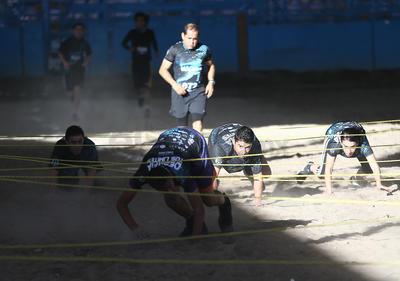 En tanto que en la rama femenil, el lugar de honor se lo llevó Marcela Álvarez. Al segundo escalón subió Teresa Guereca y Lizbeth Beltrán se quedó con el tercer lugar.