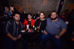 02032019 Luis, Thelma, Ari y Pepe.