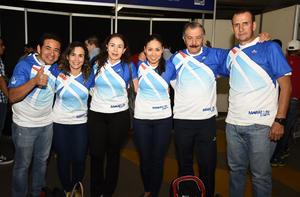 02032019 Rogelio, Selene, Eva, Lety, Francisco y Enrique.