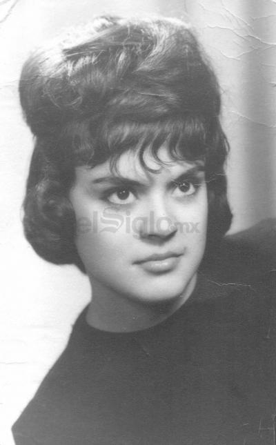 03032019 Esperanza Raygoza Villa el 26 de noviembre en 1964.