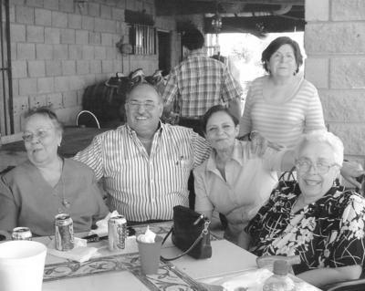 03032019 Tila García, Jesús Reyes, Silvia Dávila, Beatriz Dávila y Lourdes Cordero.