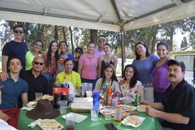 Festejan Día de la Familia