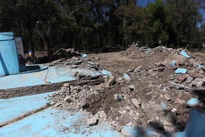 """""""Ningún funcionario público tiene el derecho de destruir o demoler algo que es patrimonio de la ciudad si no está sustentado en algún proyecto, yo desconozco si hay alguno"""", explicó Frías Morales."""