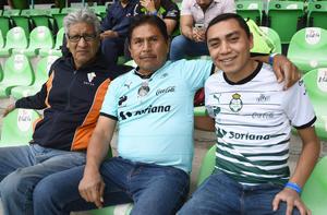 05032019 Fernando, Alexis y Luis Fernando.