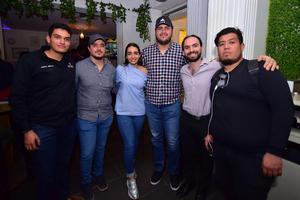 05032019 Rogelio, Mauricio, Daniela, Antonio, Daniel y Jonathan.