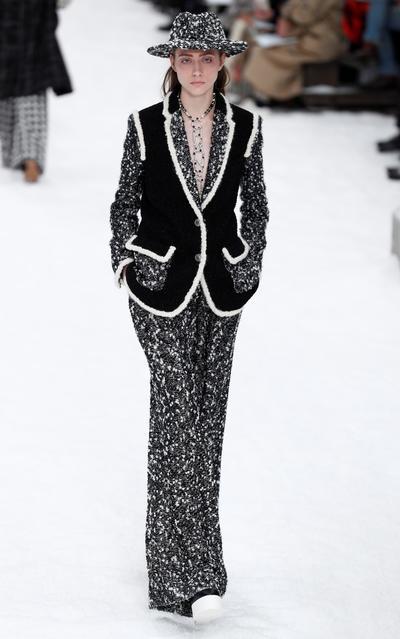 Chanel da último adiós a Karl Lagerfeld