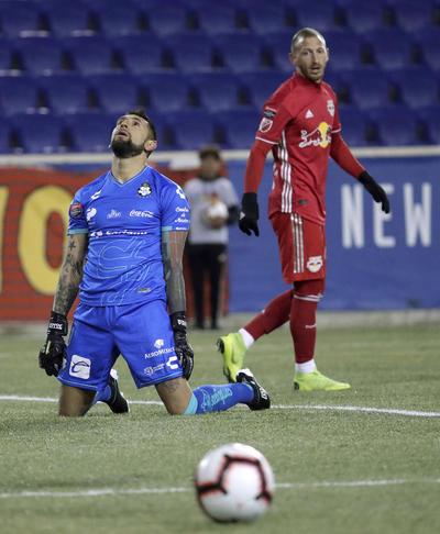 Santos, cerca de la semifinal en Concachampions