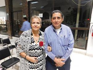 06032019 Irma Leyva Ramos y Francisco Pesqueira Carrasco.
