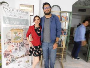 06032019 Ángela Daniela Pérez Domínguez y Jorge Antonio Prado Gómez.
