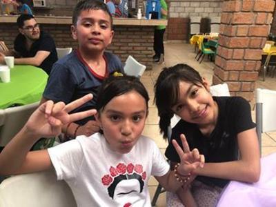 07032019 Paquito, Camila y Ximena