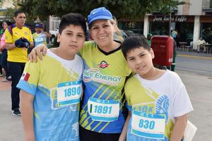 07032019 Luis Gerardo, Esther y Ángel Daniel.