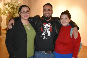 07032019 Claudia, Jorge y Karla.