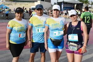07032019 Alma, Mario, Lucy y Ana Isabel.