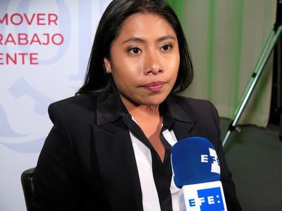 Yalitza da voz a mujeres mexicanas en la OIT