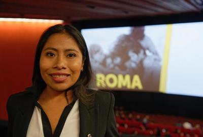 La licenciada en Educación Preescolar reveló que ha recibido cartas de mujeres jóvenes de su comunidad en el sureño estado de Oaxaca, en que le aseguran que ahora están convencidas de que pueden hacer lo que deseen, dedicarse a cualquier tipo de actividad.