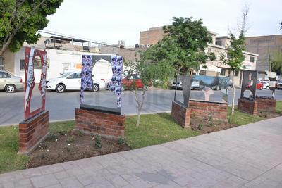 Plaza de la Mujer en Torreón genera polémica por escultura