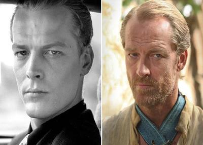 Iain Glenn - Jorah Mormont