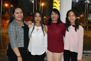 09032019 Camila, Fernanda, Azalia y Adriana.