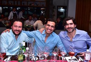 09032019 Lalo, Habib y Carlos.