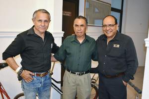 11032019 Libra, Gerardo y Armando.