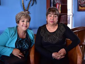 10032019 EN REAPERTURA.  Sonia Padilla y Sonia Sánchez.