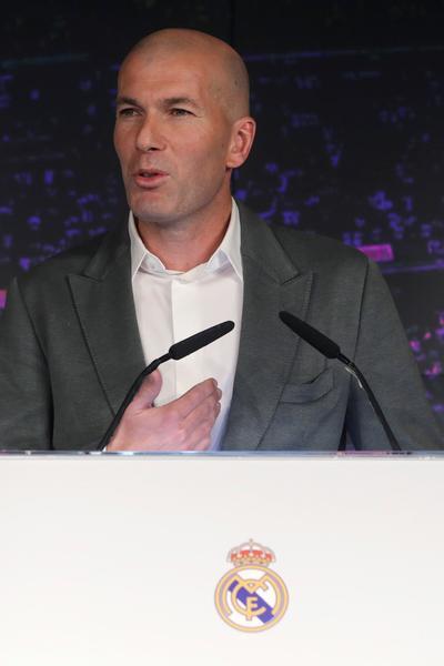 """""""Este club impone. Entrenar al Real Madrid es otra cosa. Puedo decirlo porque lo he vivido."""""""