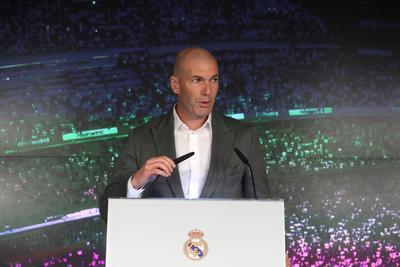 """""""Este es el mejor club del mundo y me alegro de formar parte de él."""""""