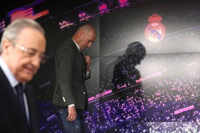 """""""Cristiano Ronaldo es historia de este club, pero no es el tema."""""""