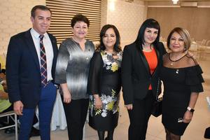 12032019 Artemio, Gabriela, Norma, Celsa y Patricia.