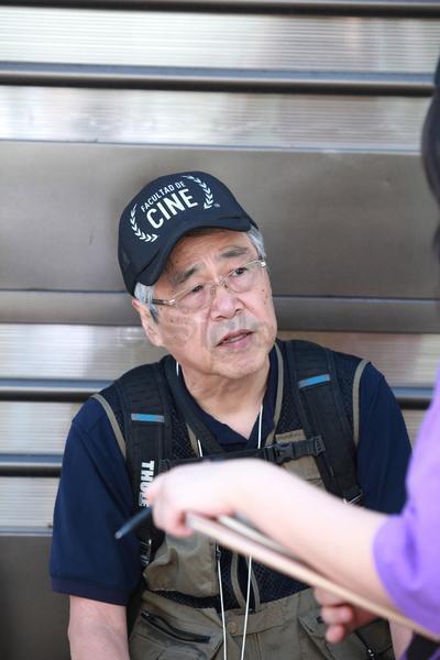 El filme contará con la fotografía del japonés Junichiro Hayashi