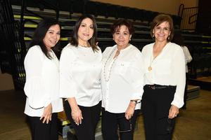13032019 Martha Patricia, Mayela, Elba y Yolanda.