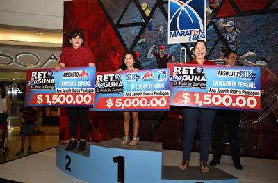 Maratón Lala premia a lo mejor de su fiesta deportiva