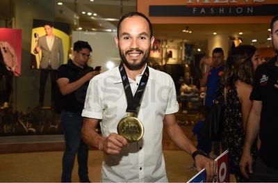 El Maratón Lala premió a lo mejor su fiesta deportiva.