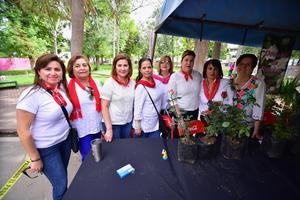14032019 Damas del Club Gardenia.