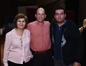 15032019 Alma Rosa, Daniel y Gerardo.
