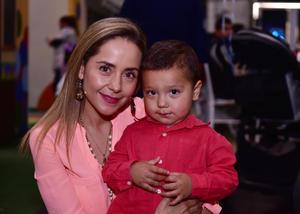 Fernanda y Santiago