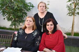 Paty, Patricia y Carmen